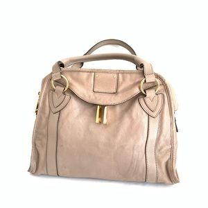 Marc Jacobs Classic Wellington Leather Satchel